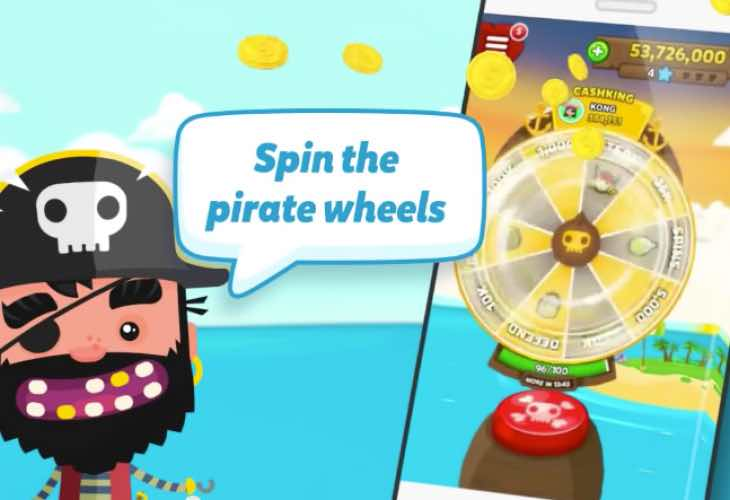 New Pirate Kings capability a great feature