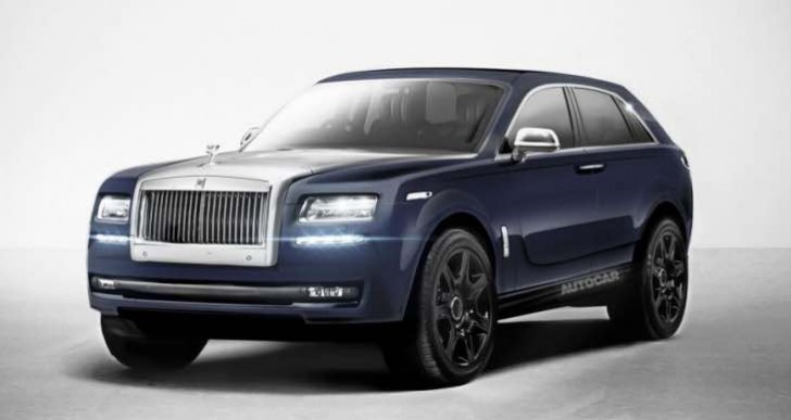 New Rolls Royce SUV details trickle out, including Q&A