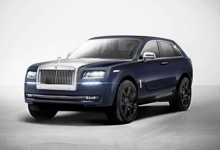 New Roll Royce SUV details trickle out, including Q&A