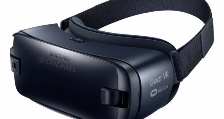 New Samsung Gear VR changes for next-gen phablet
