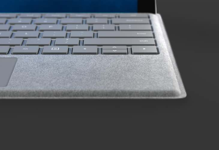 New Signature Surface Type Cover