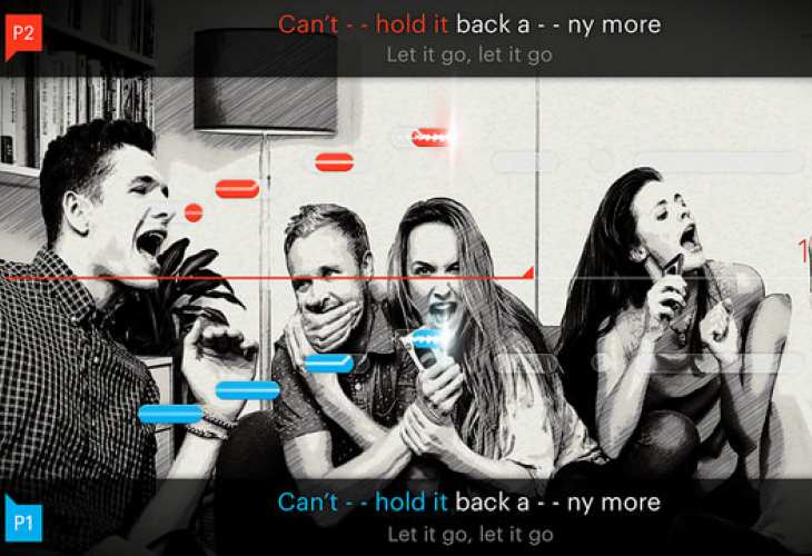 New SingStar Mic app insight and playlist creator