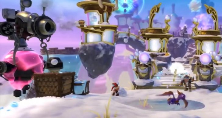 New Skylanders Swap Force release date on PS4, Xbox One
