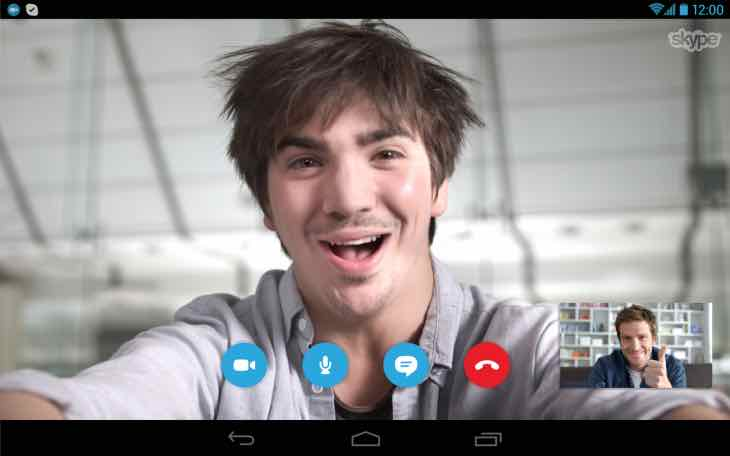 New Skype 6.4 improves