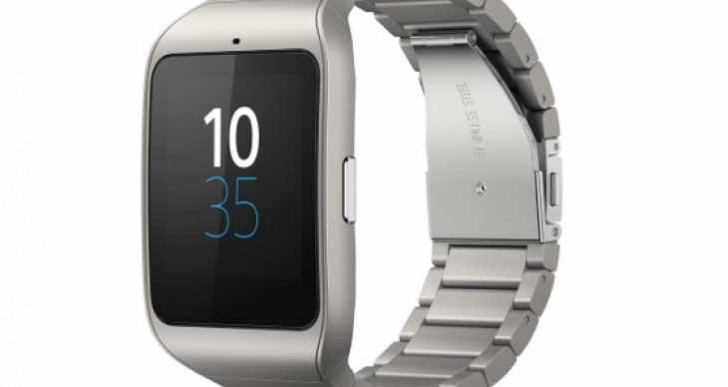 New Sony SmartWear duo at CES 2015, prices missing