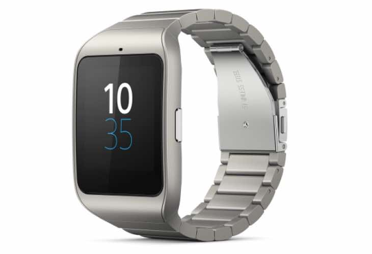 New Sony SmartWear duo at CES 2015, price missing