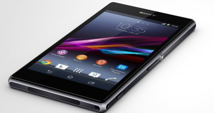 New Sony Xperia Z1 launch video