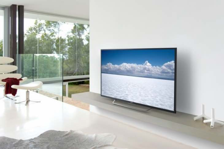 New Sony Z Series TV lineup