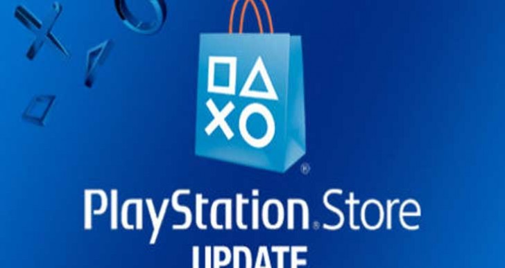 Playstation Store update 4/7/15 list of games live in US