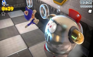 New Super Mario 3D World screenshots are stunning
