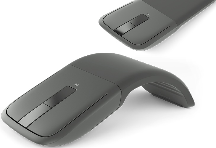 New Surface 2 Arc Touch Mouse, just one of many new accessories
