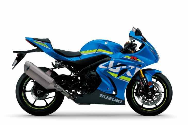 New Suzuki GSX-R1000 details