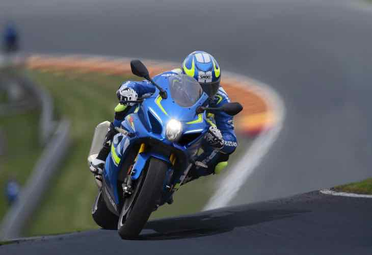 New Suzuki GSX-R1000 technology details