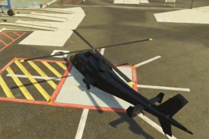 New Swift helicopter GTA V gameplay