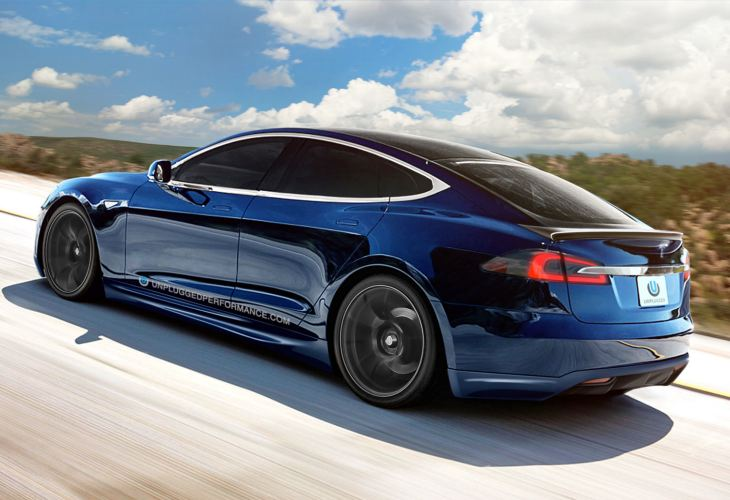 New Tesla Model S drag problem from upgrades