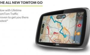 New TomTom GPS models for 2014