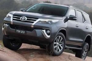 New Toyota Fortuner 2016 specs