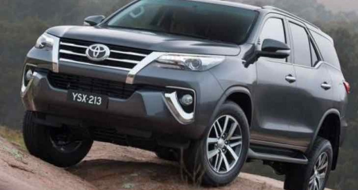 New Toyota Fortuner 2016 specs release teases India