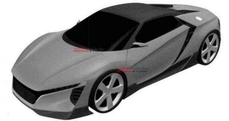 New Toyota MR2 desired following leaked images