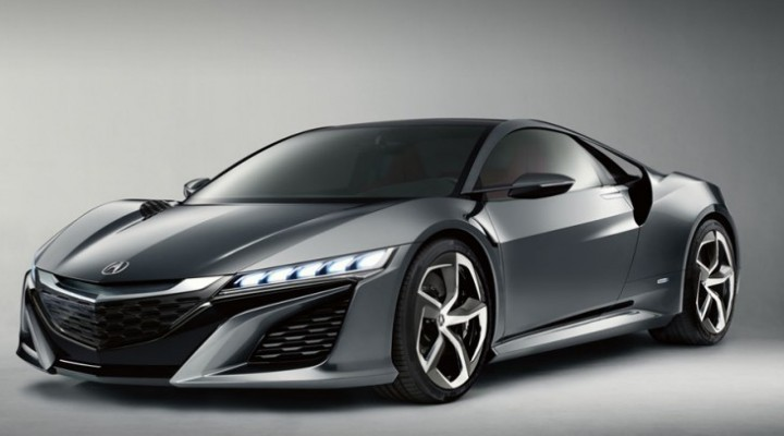 New Toyota Supra and 2015 Acura NSX similarity