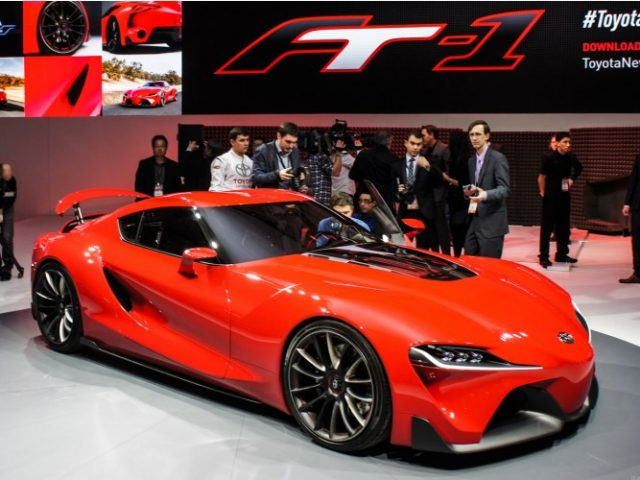 Toyota Supra Specs >> New Toyota Supra Specs From Ft 1 Concept Product Reviews Net