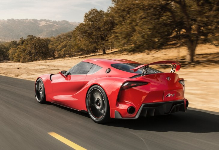 New Toyota Supra Specs From Ft 1 Concept Product Reviews Net