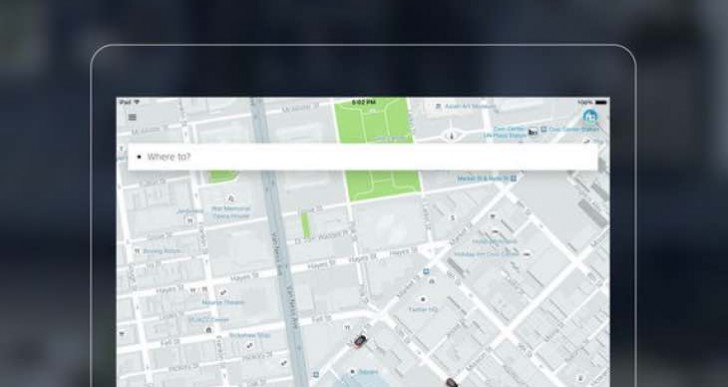 New Uber app download will personalise for each user