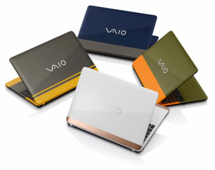 New VAIO laptop range