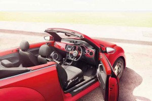 New VW Beetle Convertible for sale in India