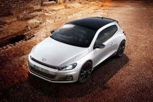 New VW Scirocco GT and R-Line Black Edition models for order