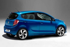 New Vauxhall Viva 2015 options