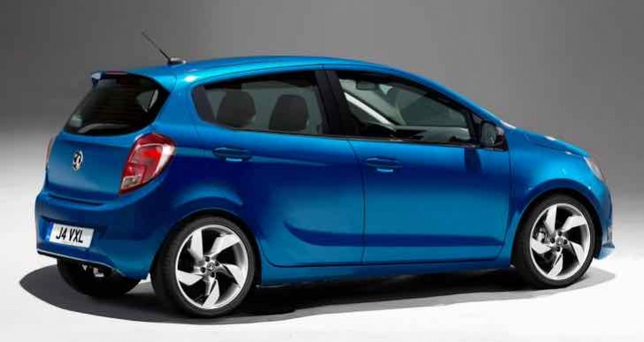 New Vauxhall Viva 2015 options for preference