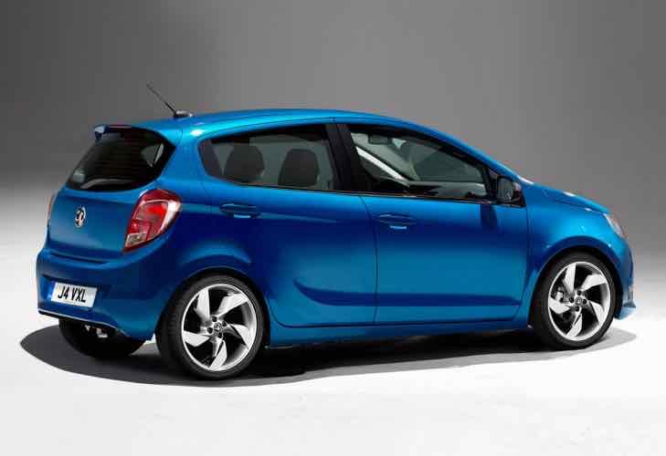 New Vauxhall Viva 2015 options