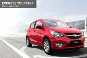 New Vauxhall Viva brochure