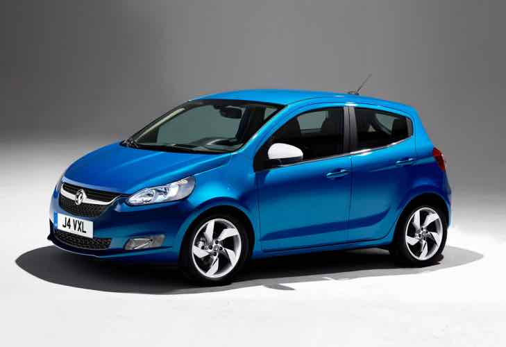 New Vauxhall Viva price