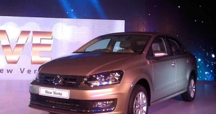 New Volkswagen Vento variants price list in India