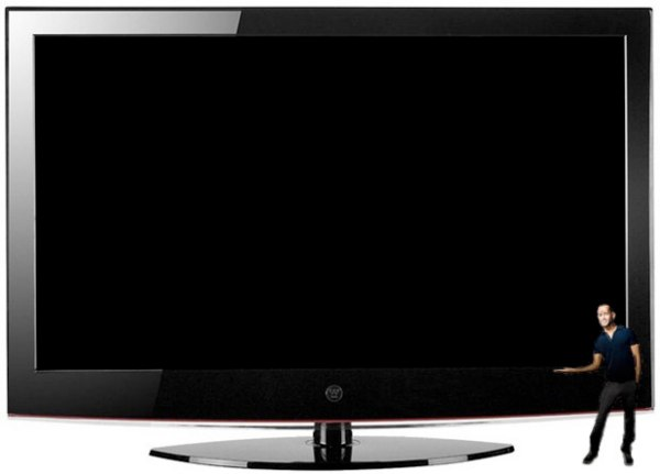 New Westinghouse 4K LED TV for CES 2013