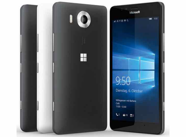 New Windows 10 phones