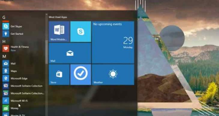 New Windows 10 update with build 10158 features