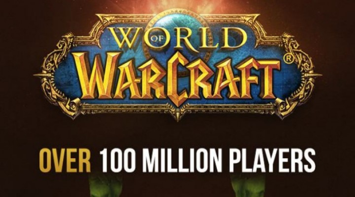 New World Of Warcraft Infographic for 2014