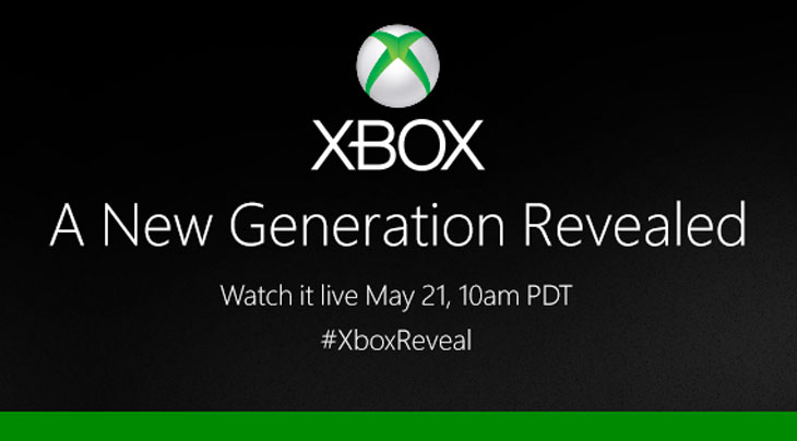 New Xbox 720: Live event given start time