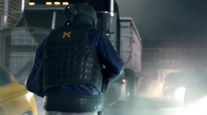 New Xbox One Quantum Break gameplay