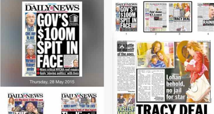 New York Daily News updates app for stability