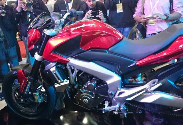 New bikes in India for 2016 from Bajaj Auto