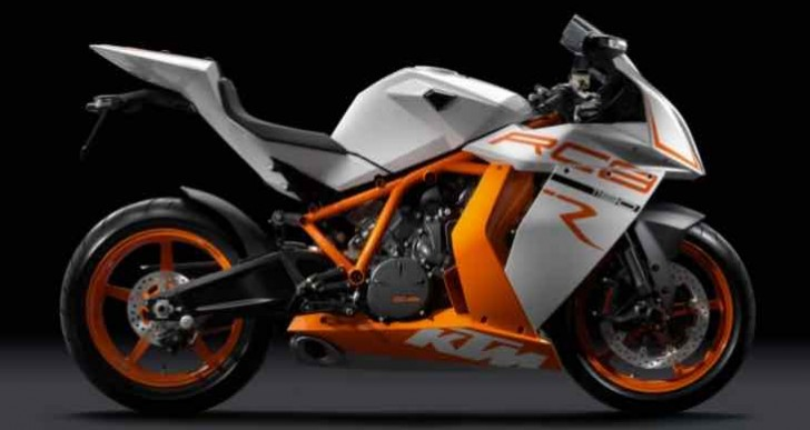 New bikes in India for August 2015 includes KTM RC8