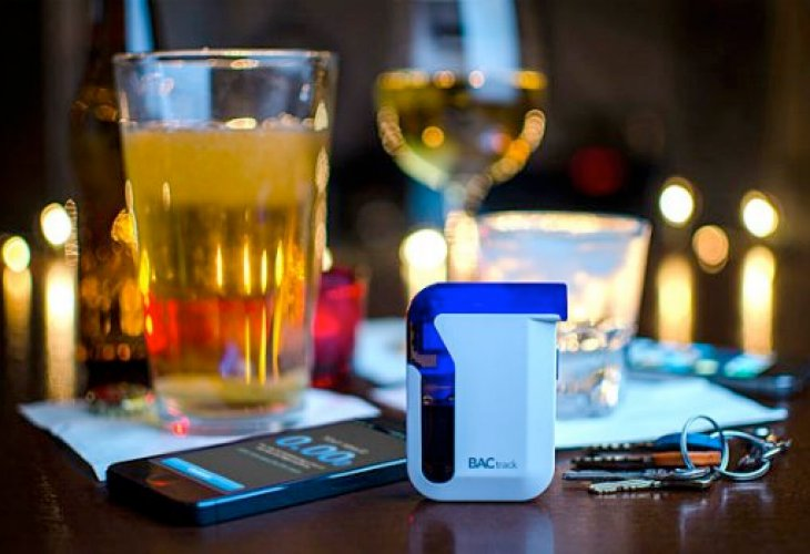 New blood alcohol level gadgets stop drink driving