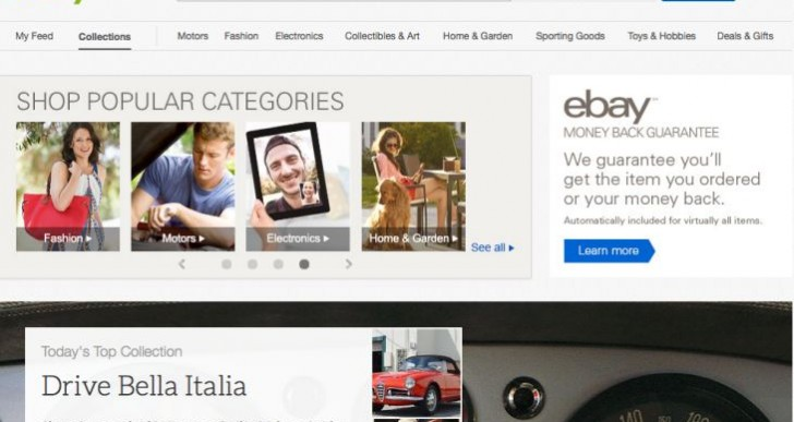 New eBay phishing scam promotes login problems