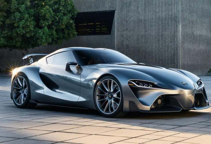 New four-wheel-drive Toyota Supra looking more likely