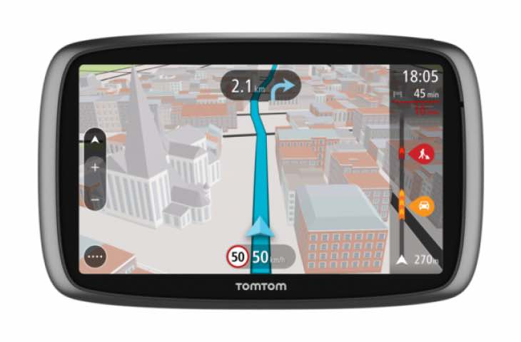 Update: New generation TomTom Go range lacks requested feature