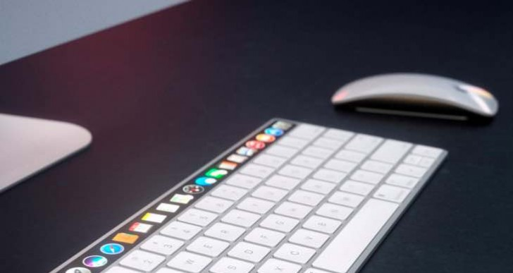 New iMac 2016 could have OLED touch screen support
